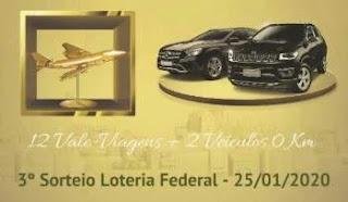 Promoção Unicred Collection 3 carros 0KM e 12 Vale-Viagens