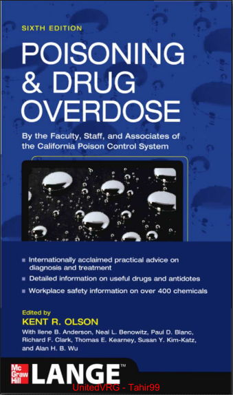 Poisoning and Drug Overdose 6th Edition (2012) [PDF] Kent R. Olson