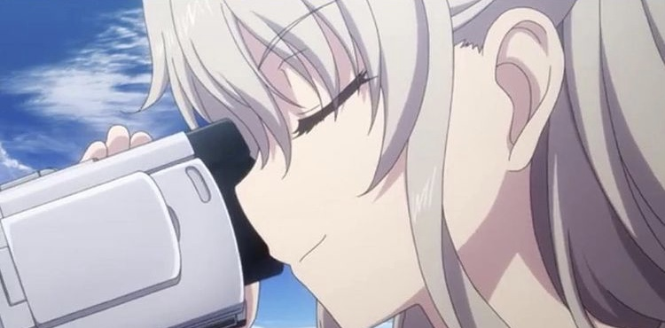 Best Anime Girls With White Hair