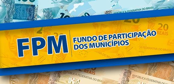 Mais de R$ 2 bilhões de FPM cairão nesta sexta-feira (28) nos cofres das prefeituras