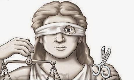 Mesma justiça - Dois pesos, duas medidas!!!