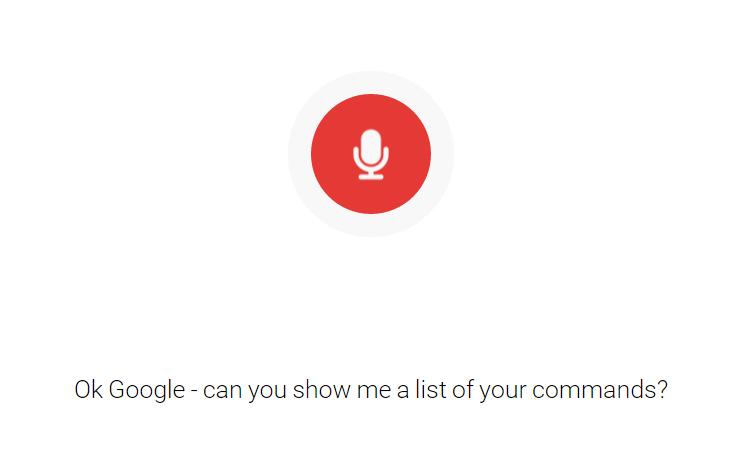 Descobre todos os comandos ok google que nem sabias que existiam os comandos por voz so algo que aos poucos l vo conquistando adeptos mas por vezes nem sequer temos a noo de todas as coisas que se podem fazer stopboris Images