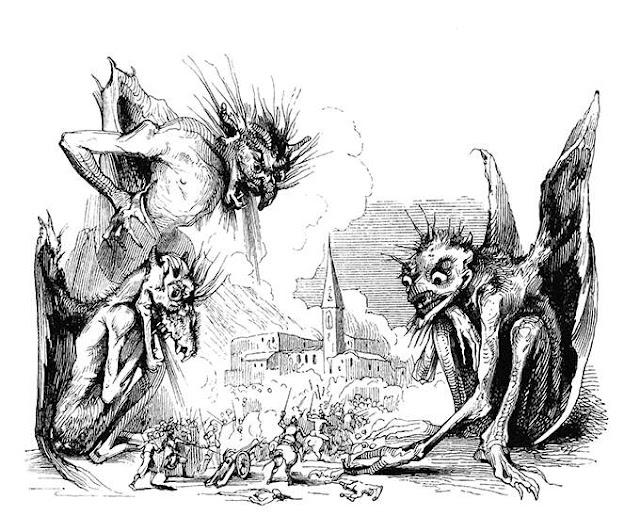 Devil literature