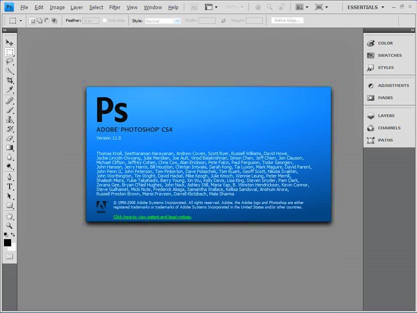 Adobe Photoshop CS4 Extended Edition Full Version Gratis