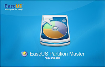 EaseUS Partition Master Professional