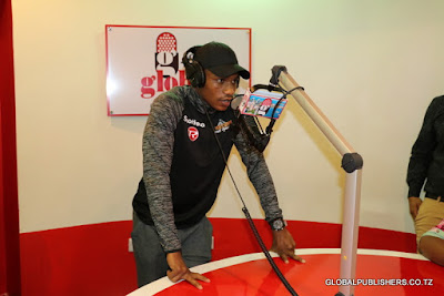 Mwakinyo: Sijaona Bondia wa Kupigana Naye Bongo