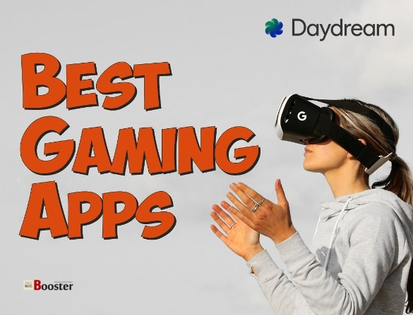 Best google daydream gaming apps
