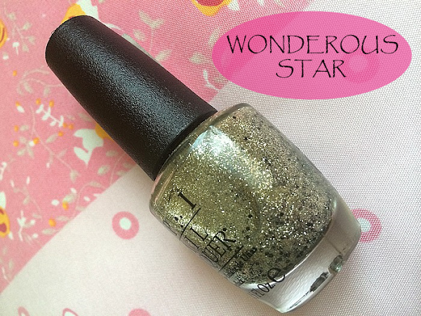OPI - WONDEROUS STAR