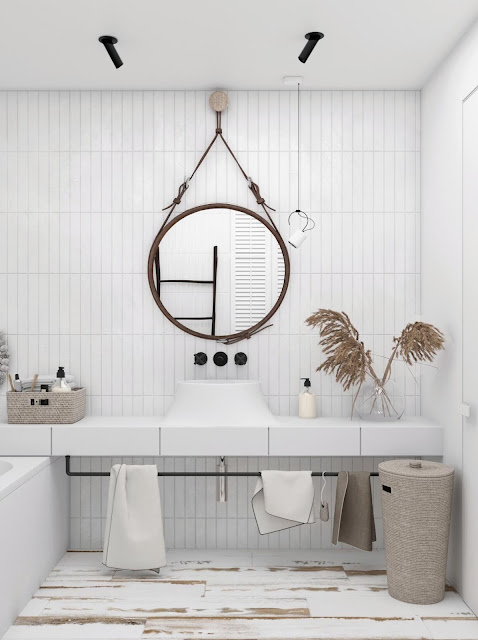 Design Of Tiles For Bathroom
