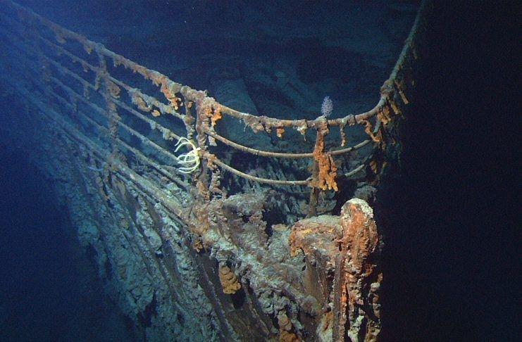 Titanic será revisitado para novas inspeções 109 anos após o naufrágio