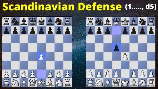 Scandinavian Defense
