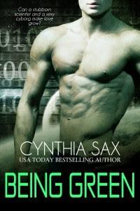 Being Green by Cynthia Sax