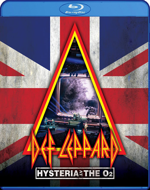 Def Leppard: Hyteria at the O2 [BD25]
