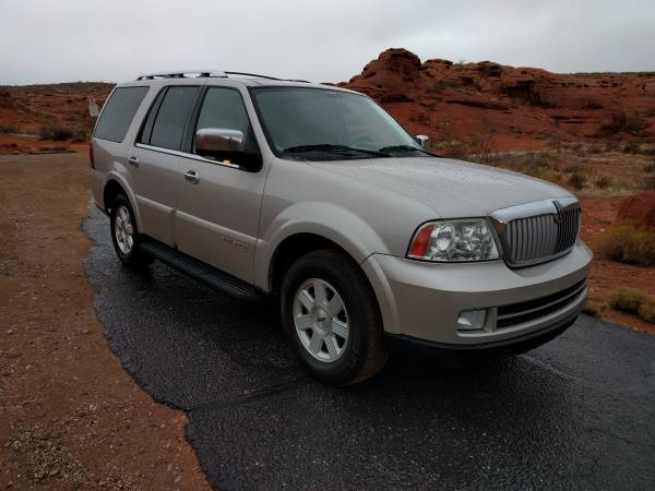 2006 lincoln navigator awd for sale 4x4 cars. Black Bedroom Furniture Sets. Home Design Ideas