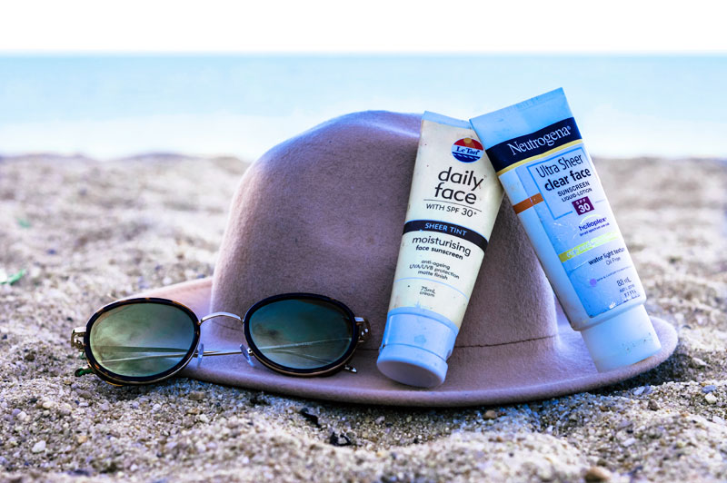 oil free sunscreen products for acne prone or oily skin