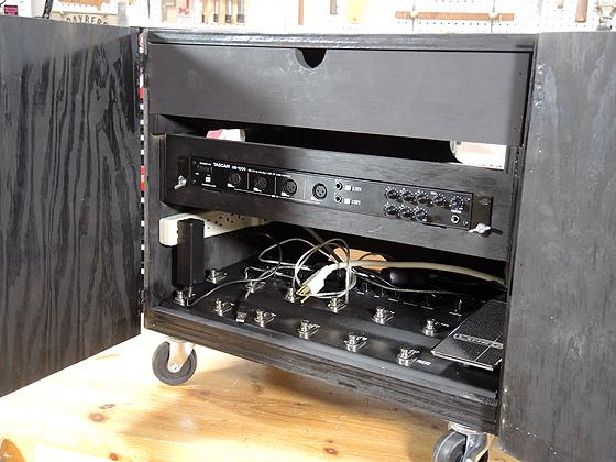 The Carmichael Workshop Diy Road Case For Live Audio Gear