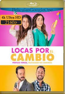 Locas por el cambio (2020) [4k WEB-DL HDR] [Latino-Inglés] [LaPipiotaHD]