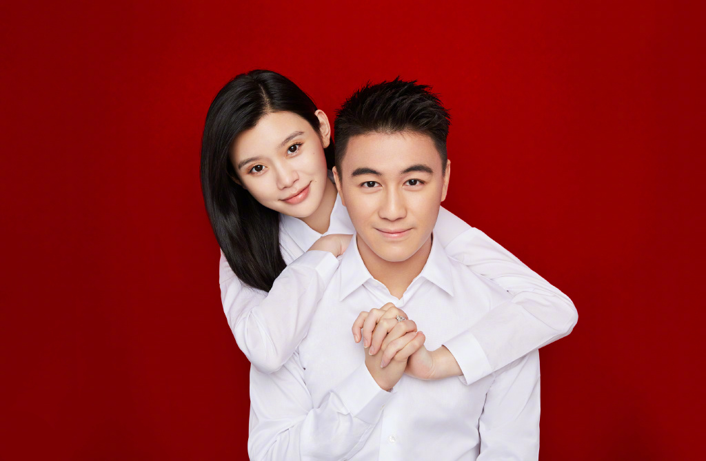 Engaged Couple Ming Xi And Mario Ho Announce Their Marriage - DramaPanda