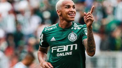 Ex-palmeiras, Deyverson, reforça 'sonho' de jogar pelo Vasco