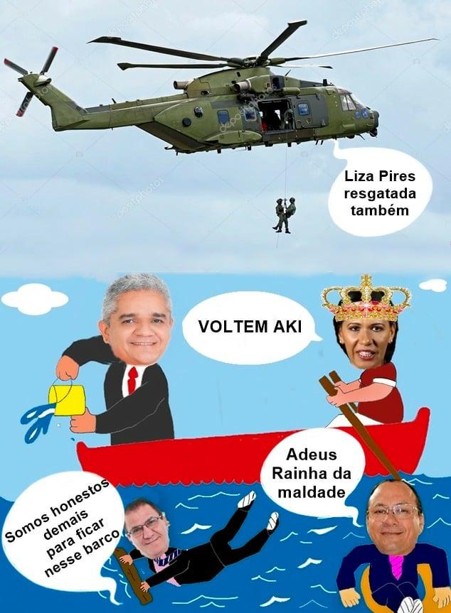 GOVERNO EM DECADÊNCIA - Rompimento do vice-prefeito de Coelho Neto repercute…