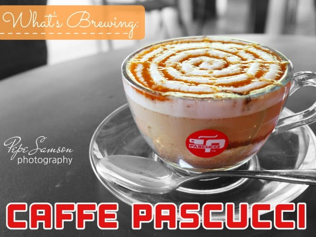 What's Brewing: Caffe Pascucci