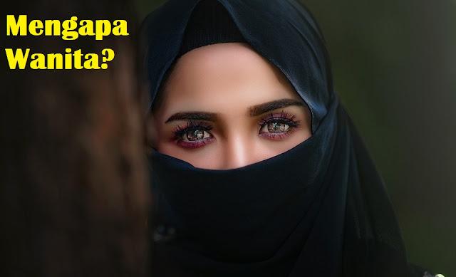 Mengapa Kok Wanita?