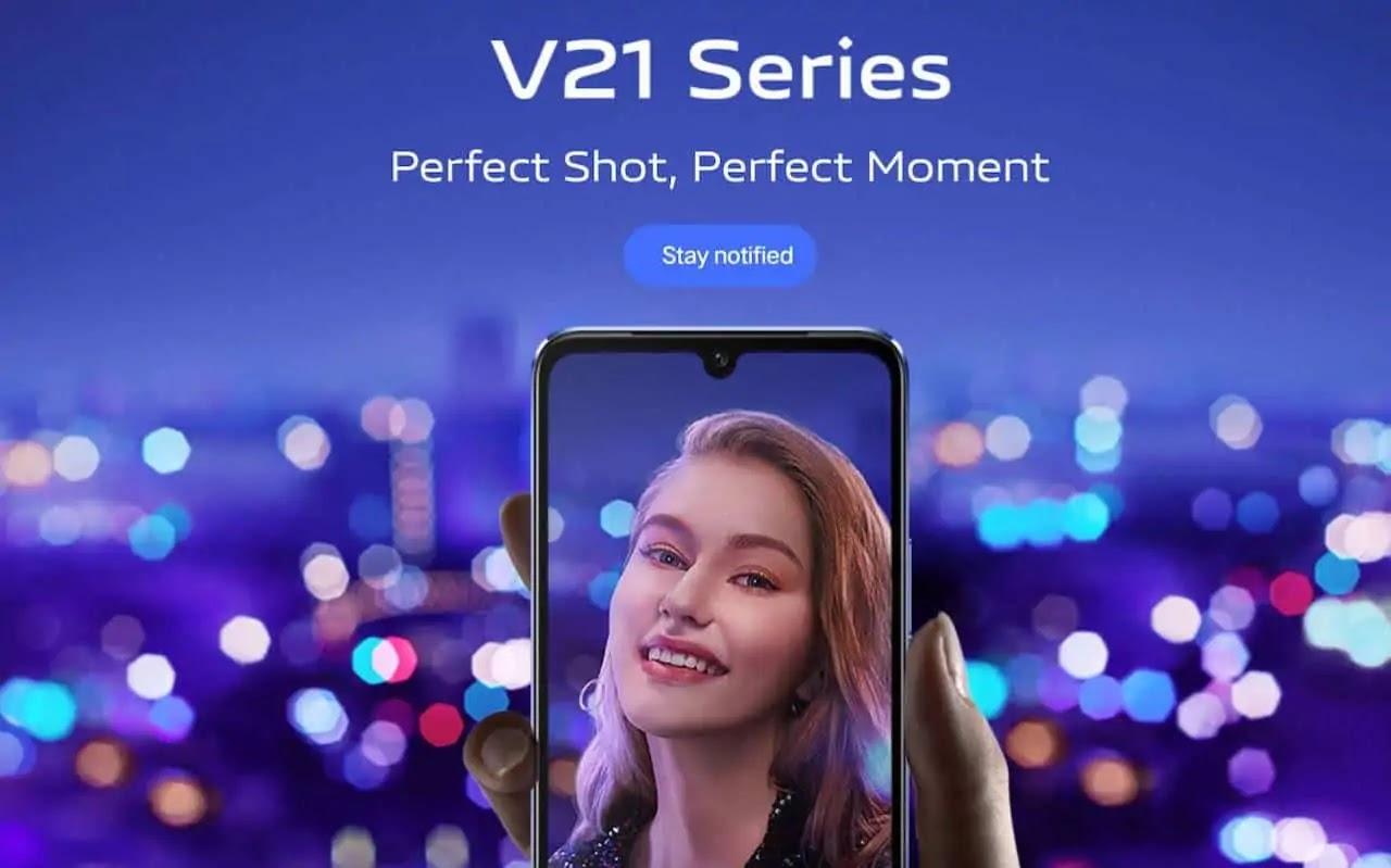 The difference between Vivo V21, Vivo V21 5G, and Vivo V21e