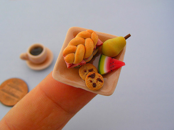 Shay Aaron. Mini Food