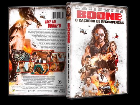 Boone: O Caçador de Recompensas