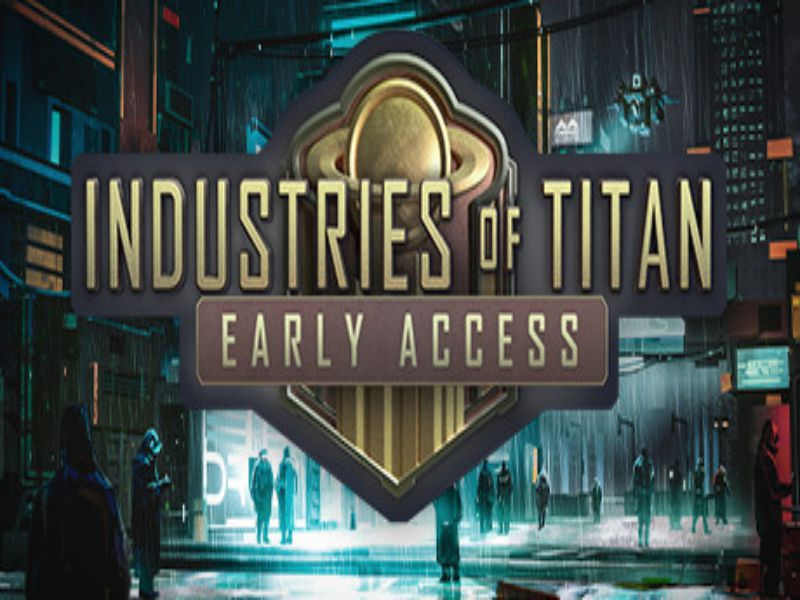 Download Industries of Titan Game PC Free