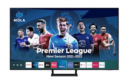 Fitur MOLA TV di SAMSUNG Smart TV