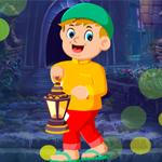 Play Games4King Lantern boy Es…