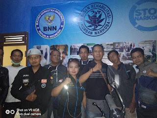 Pemilihan KSB LPKDN DPD Sukabumi di laksanakan berbarengan dengan buka puasa bersama media LKI