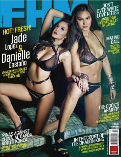 FHM Philippines February 2012