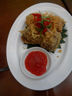 Stuffed Bean Curd ala Grand Zuri BSD City