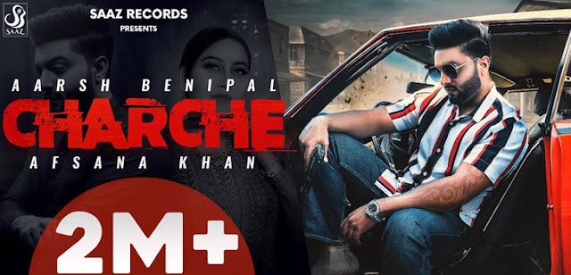 Song  :  Charche Song Lyrics Singer  :  Aarsh Benipal Lyrics  :  Mani Reddu Music  :  Quan Director  :  Harry Jordan Films