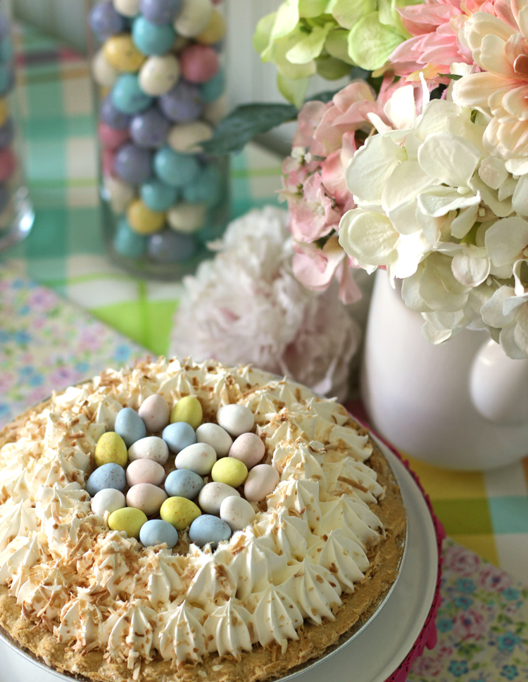 Spring Easter party decor ideas