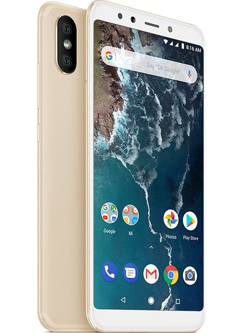 Mi A2 launched in India with 20 megapixel selfi camera : price, specfication and features in Hindi
