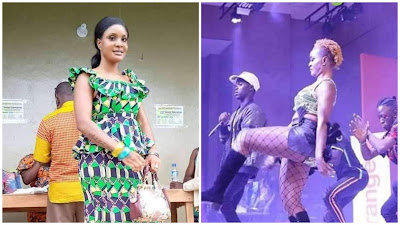 I Can't Suffer On Earth And Suffer In Hell - Dancehall Star, Canc Queen Gives Her Life To Christ