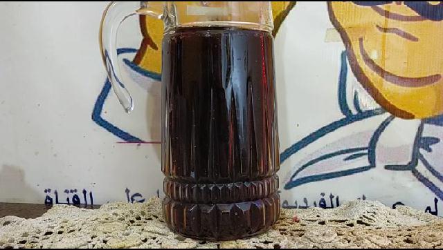 طريقة عمل مشروب الخروب بالتفصيل بأفضل وأسهل طريقة الشيف محمد الدخميسي