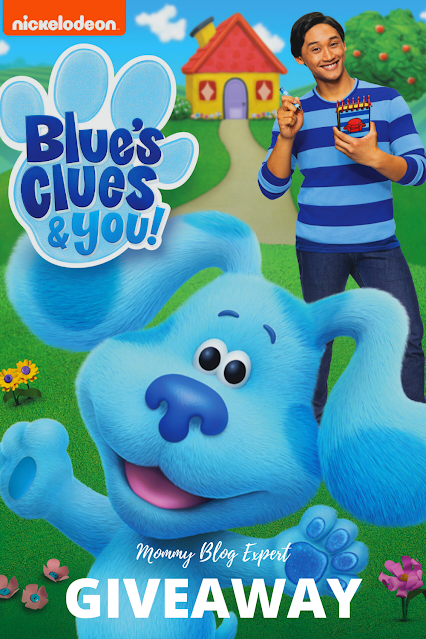 Blues Clues and You DVD Review Giveaway
