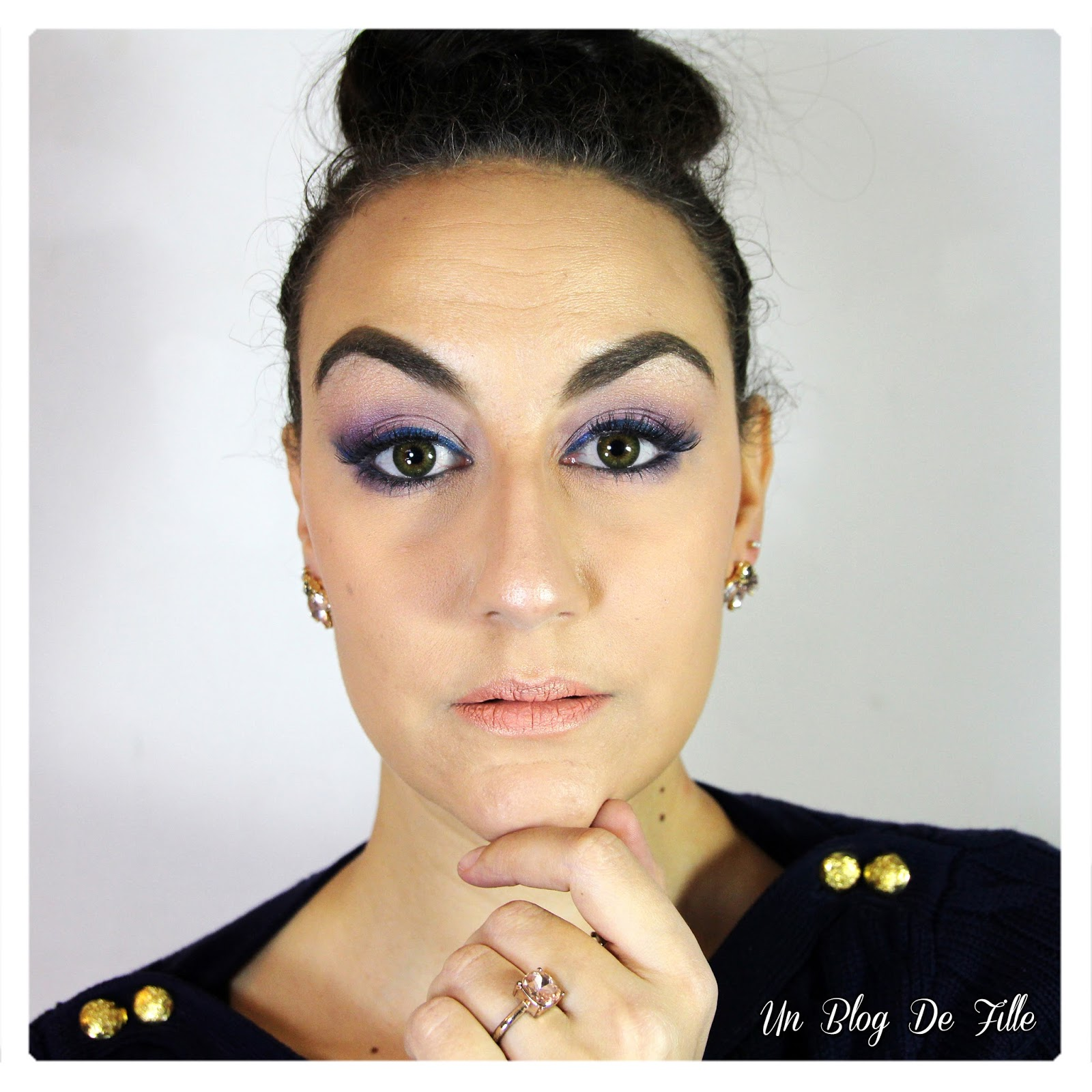 https://unblogdefille.blogspot.fr/2018/03/maquillage-degrade-de-violet-et-liner.html