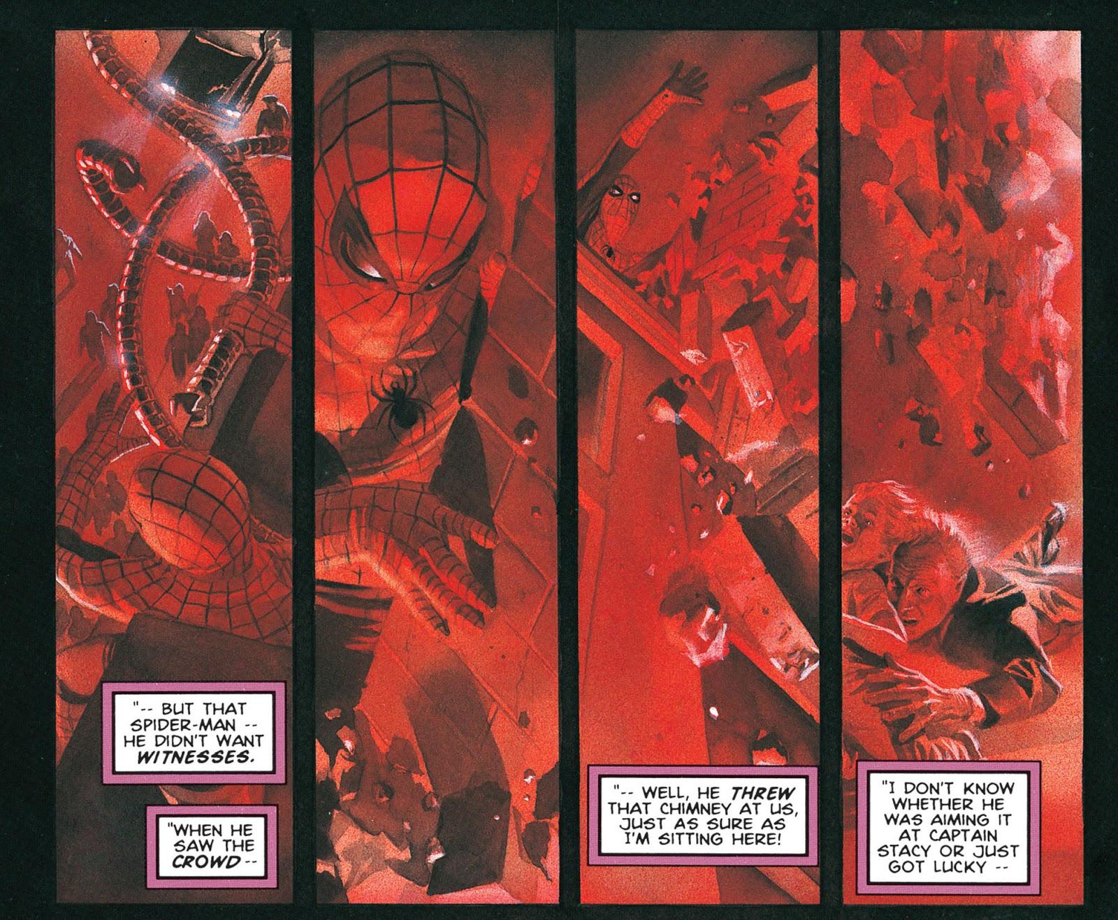 Marvels Kurt Busiek Alex Ross storia