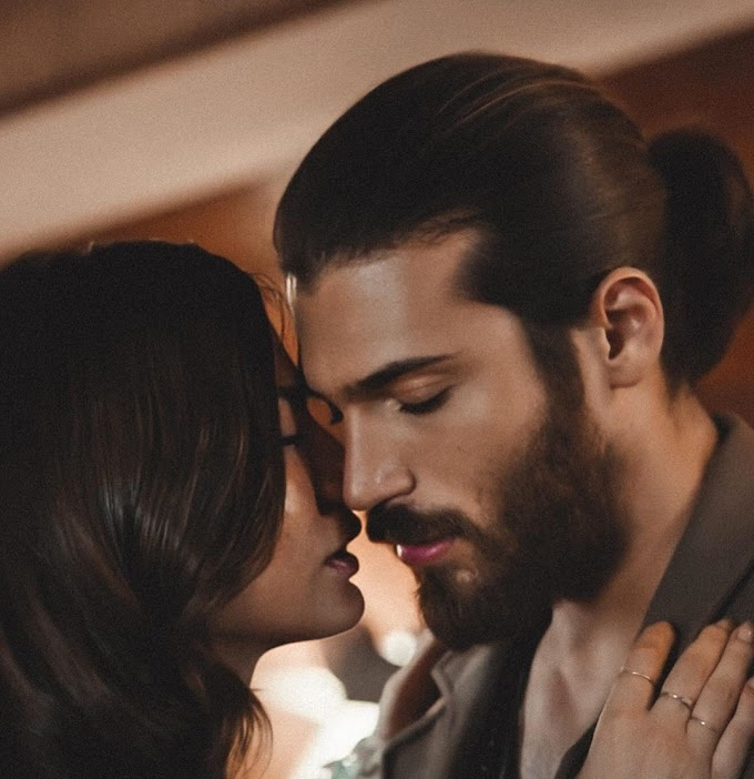 Can Yaman and Demet Özdemir, their real love story
