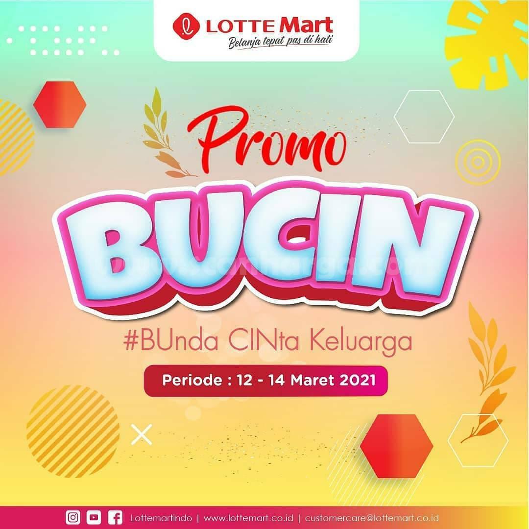 LOTTEMART Promo BUCIN (Bunda Cinta Keluarga)