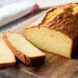 EASY HOMEMADE POUND CAKE