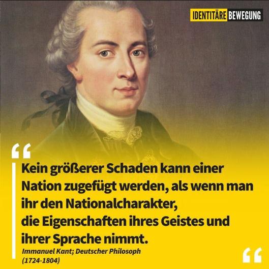 Immanuel Kant Zitate