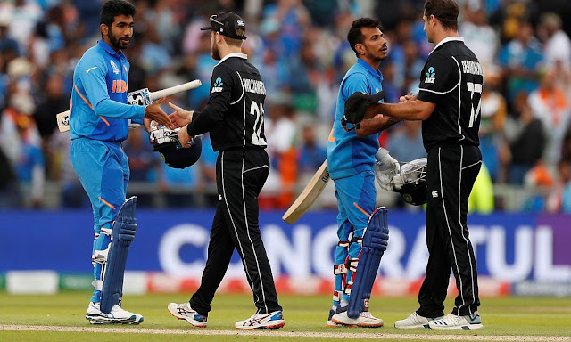 Top-7 teams to beat New Zealand most ODI matches