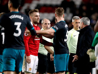 Sport: Mourinho reveals why Manchester United drew with Southampton