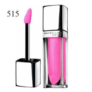 Son nước Maybelline Color Sensational Color Elixir Iridescents lipstick 515 Opalescent Orchid - SM038